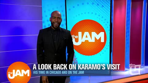 Karamo Brown's Last Message on The Jam