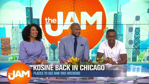 Kosine Chats His Past and Being Back in Chicago