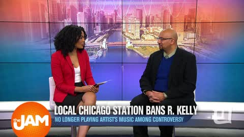 Local Chicago Station Bans R. Kelly
