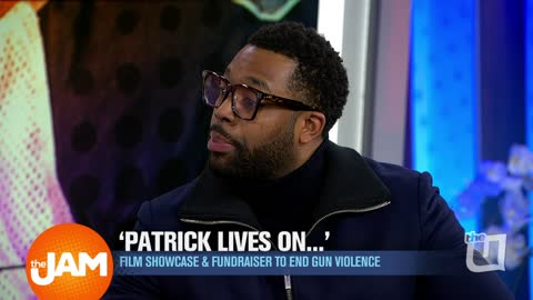 Chicago PD Star LaRoyce Hawkins Talking about 'Patrick Lives On...' Organization