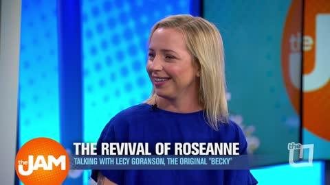 Lecy Goranson Talks 'Roseanne' Revival