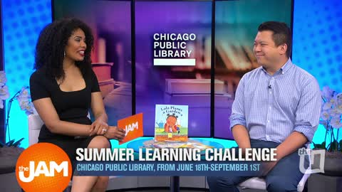 Rahm's Readers Summer Learning Challenge