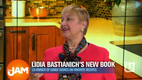 Lidia Bastianich New Book Signing at Eataly