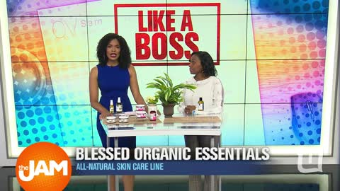 Blessed Organic Essentials