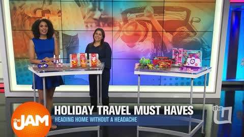 Holiday Travel Must Haves