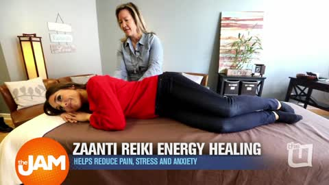 Living Well with Danielle: Zaanti Reiki Energy Healing
