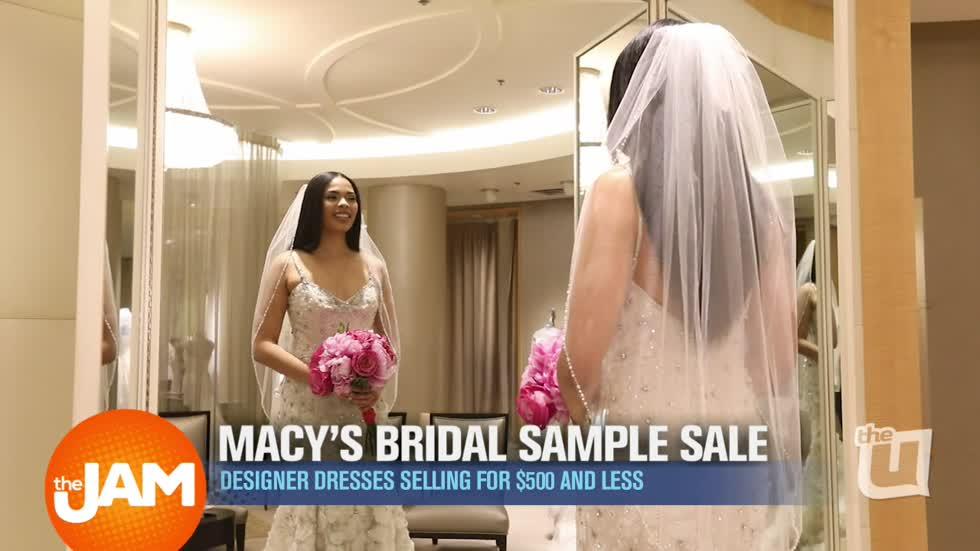 Macy S Wedding Dresses.Wciu The U Bridal Gown Sample Sale At Macy S