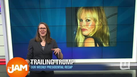 Trailing Trump | Highlighting Trump's Foibles, the sinkhole, and more