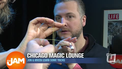 Watch Some Tricks at the Chicago Magic Lounge