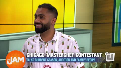 Chicago 'Masterchef' Contestant Farhan Talks Show & Signature Dish