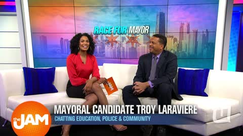 Sitting Down Mayoral Candidate Troy Laraviere