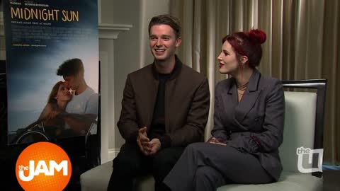 Midnight Sun Interview with Bela Thorne and Patrick Schwarzenegger