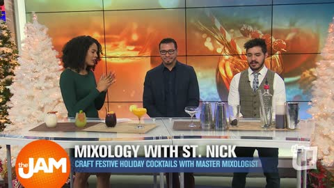 Mixology with St. Nick