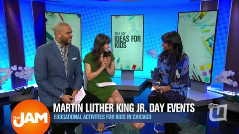 Martin Luther King Jr. Day Events