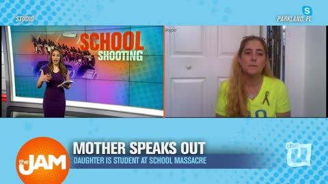 Mother Speaks Out about High School Shooting in Parkland, Florida