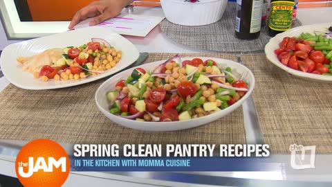 Spring Pantry Recipes