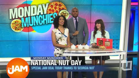 Monday Munchies | National Nut Day