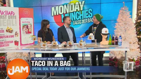 Monday Munchies | Taco in a Bag