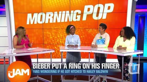Morning Pop Panel: Did Justin Bieber secretly get hitched?