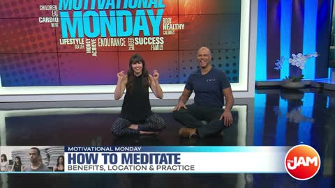 Motivational Monday | How to Meditate