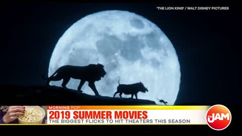 Top 5 MOST ANTICIPATED Summer Movies (2019)