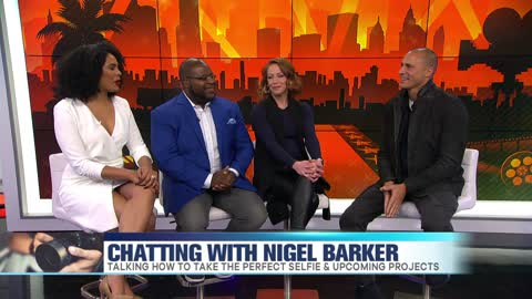 Nigel Barker Talks Taking the Perfect Picture