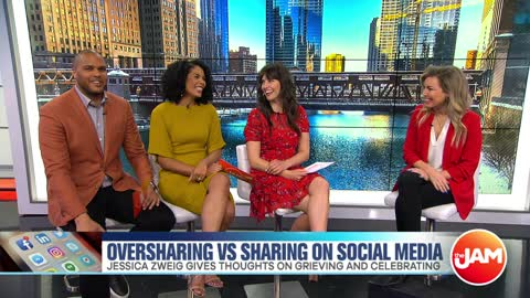 Oversharing Vs. Sharing on Social Media