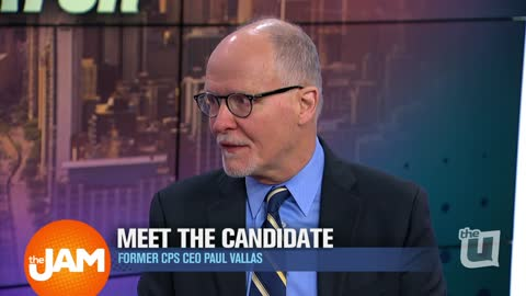 Race for Mayor | Former CPS CEO Paul Vallas