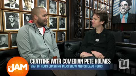 Chatting with Comedian Pete Holmes: Part 1