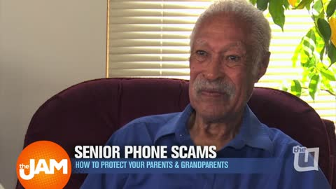 Phone Scammers Preying on Older Family Members