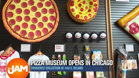 Pizza Museum Opens in Chicago