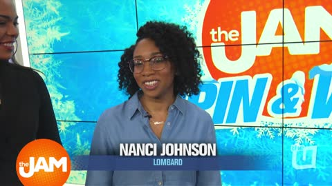 Play the Jam: Spin & Win Winter Version with Nanci Johnson