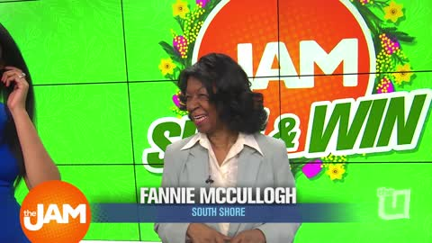 Play the Jam: Spin & Win Spring Edition with Fannie