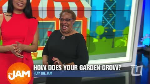 Play the Jam: How Does your Garden Grow with Patricia