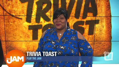 Play the Jam: Trivia Toast with Cynthia
