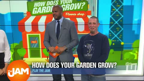 Play the Jam: How Does Your Garden Grow with Kenny