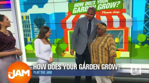 Play the Jam: How Does Your Garden Grow with Barbara