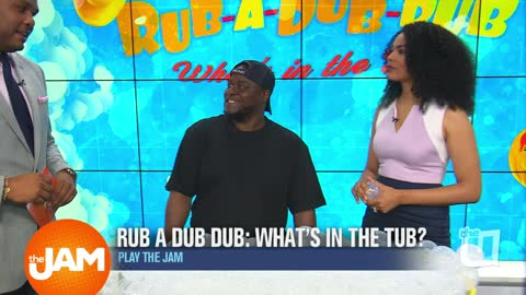 Play the Jam: Rub a Dub with Christopher
