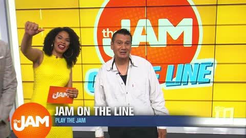 Play the Jam: On the Line with Vince
