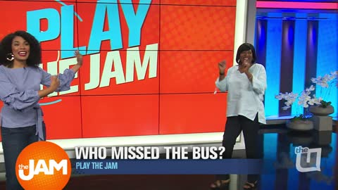 Play The Jam: Who Missed The Bus with Doris