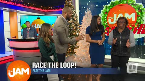 Play the Jam - Race the Loop Holiday Addition with Ruby