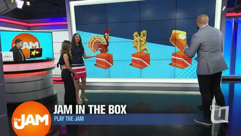 'Jam in the Box' Thanksgiving Edition - Stefanie