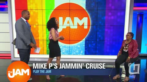 Play The Jam: Mike P's Jammin' Cruise With Jacquelyn
