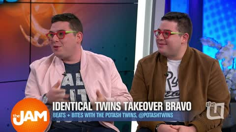The Potash Twins Talk Bravo Show 'Beats and Bites' and Jazz Music