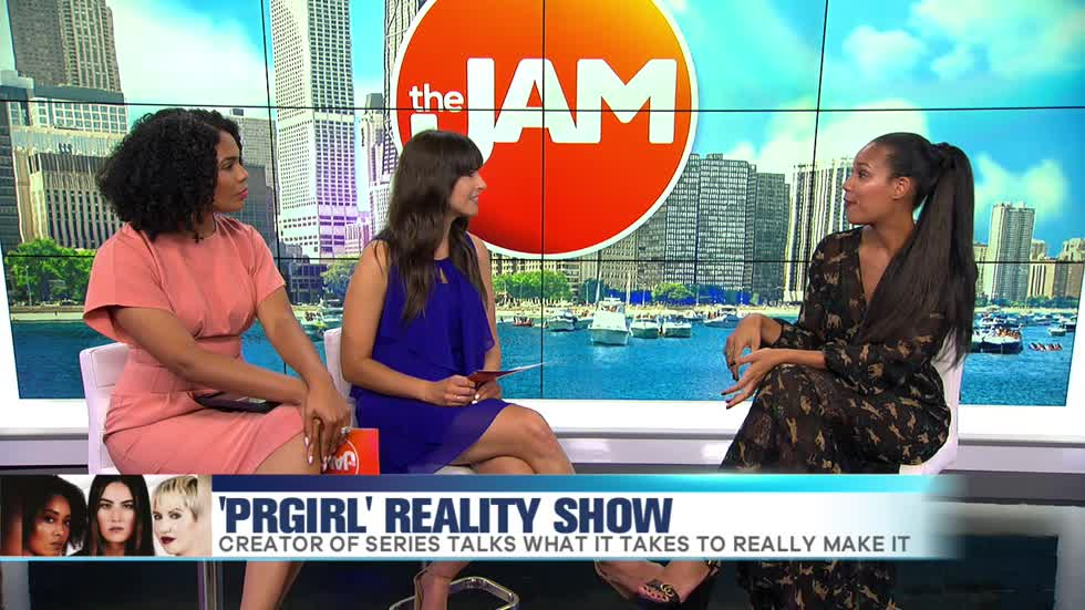 WCIU, The U | The Jam - Fresh Morning TV, Chicago Style!