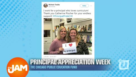 Celebrating Principal Appreciation Week