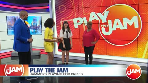 Play the Jam: Dance Till You Drop with Alisa Hoskin