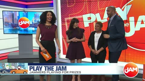 Play the Jam: Race the Loop with Dara Ticey Robinson