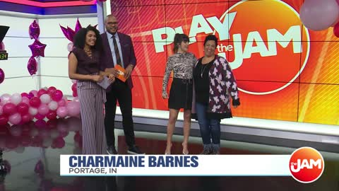 Play the Jam: What's For Lunch? With Charmaine Barnes