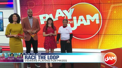 Play the Jam: Race The Loop with Daniest